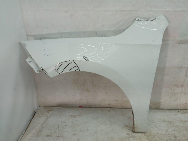 Крыло Skoda Rapid 1 2012 левое