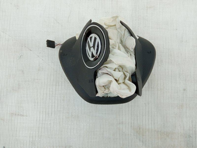Подушка безопасности в руль Volkswagen Jetta 7 2018