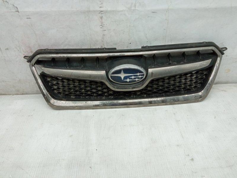 Решетка радиатора Subaru Xv 1 2011