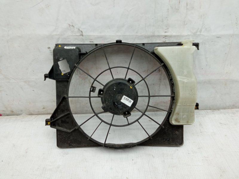 Диффузор вентилятора Hyundai Solaris 2 2017