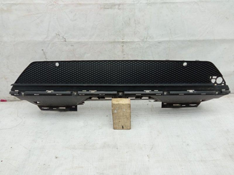 Накладка бампера Mercedes Gl W166 2012 задняя