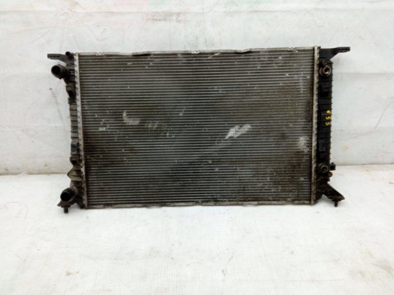 Радиатор охлаждения двс Audi A6