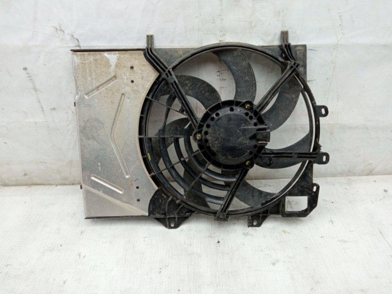 Диффузор вентилятора Citroen C3 2 2009