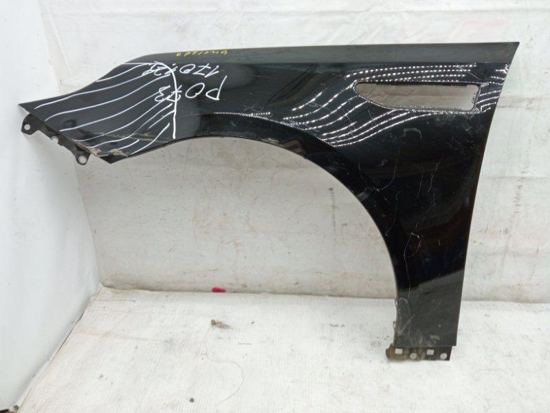 Крыло Kia Optima 4 2015 переднее левое