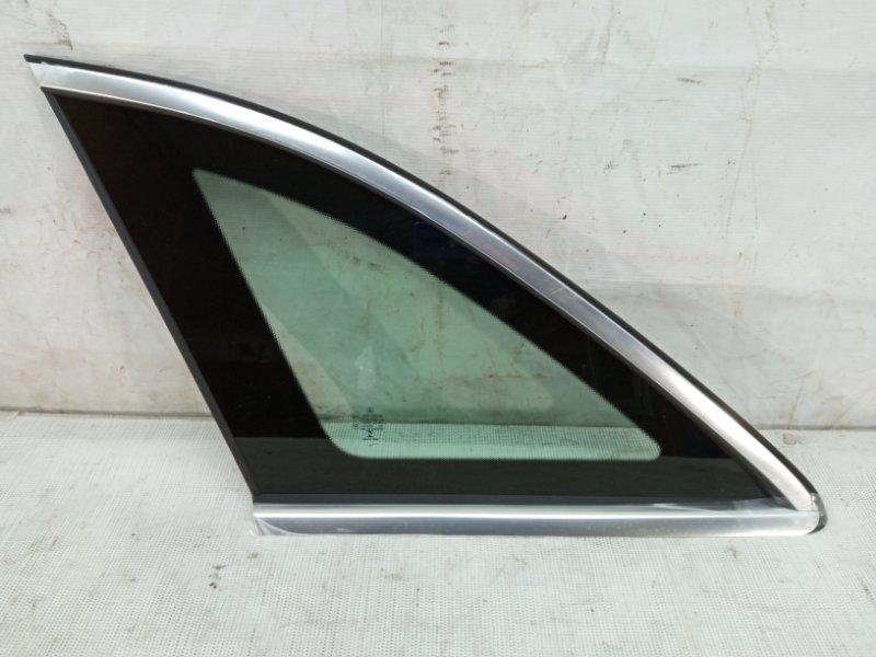 Стекло Mercedes Glc X253 2015 заднее левое