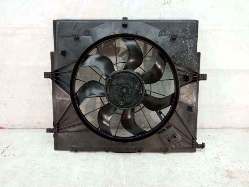 Вентилятор радиатора Mercedes Vito W447 2014