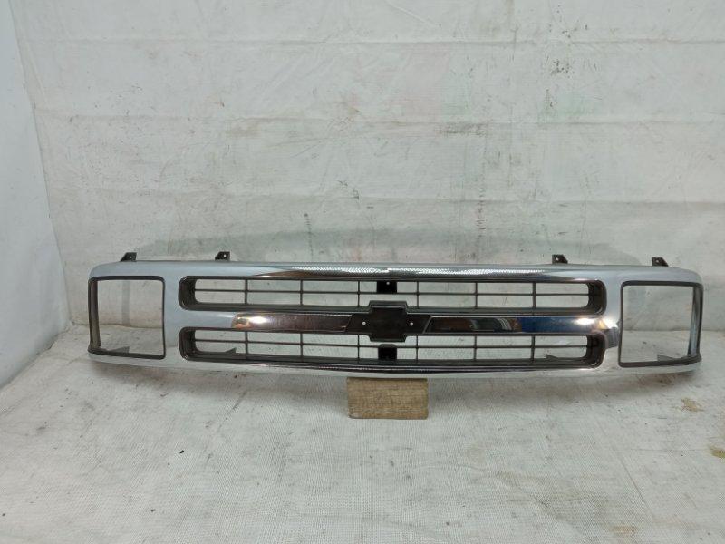 Решетка радиатора Chevrolet Blazer 2 1994