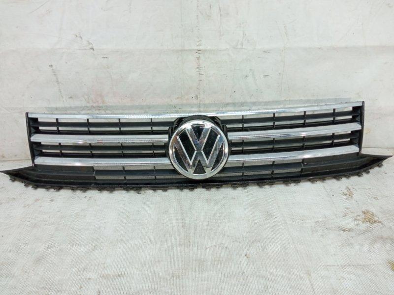 Решетка радиатора Volkswagen Transporter T6 2015