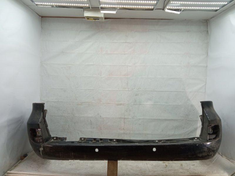 Бампер Toyota Land Cruiser 200 2012 задний