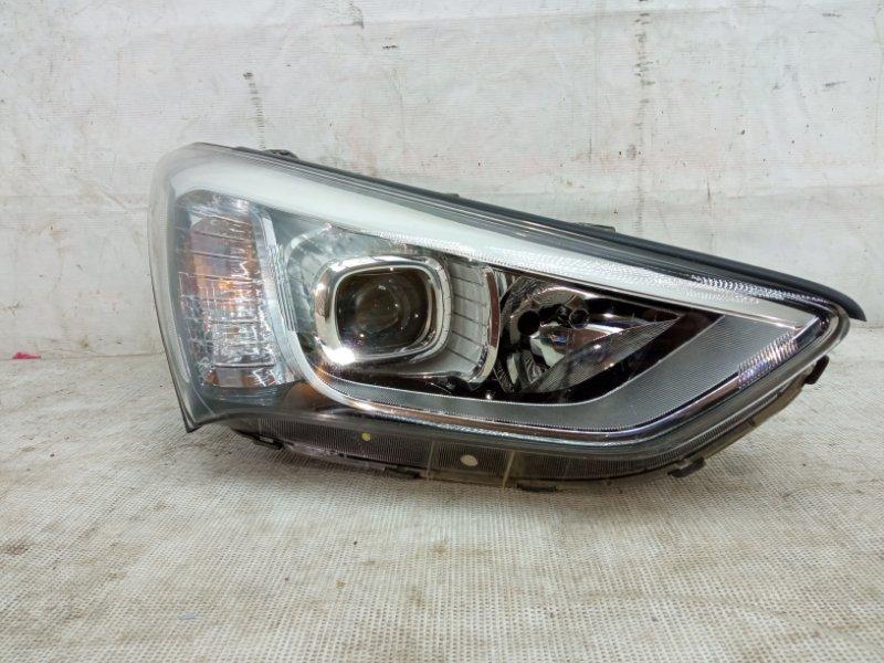 Фара ксенон Hyundai Santa Fe 3 2012 передняя правая