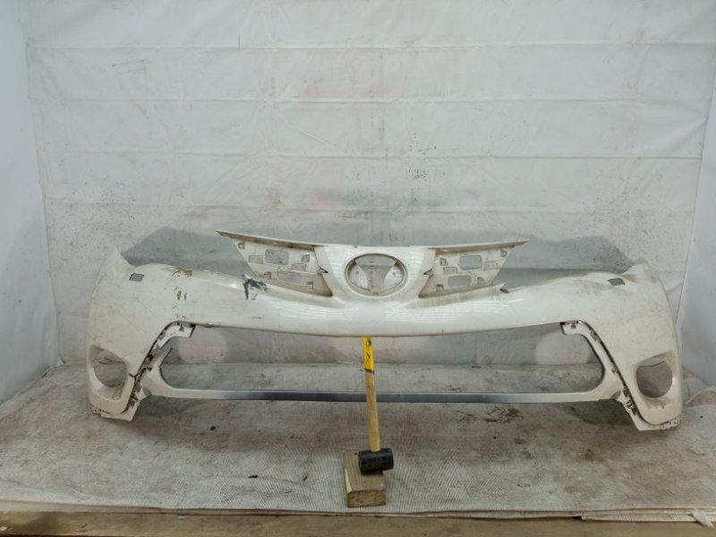 Бампер Toyota Rav4 40 2012 передний