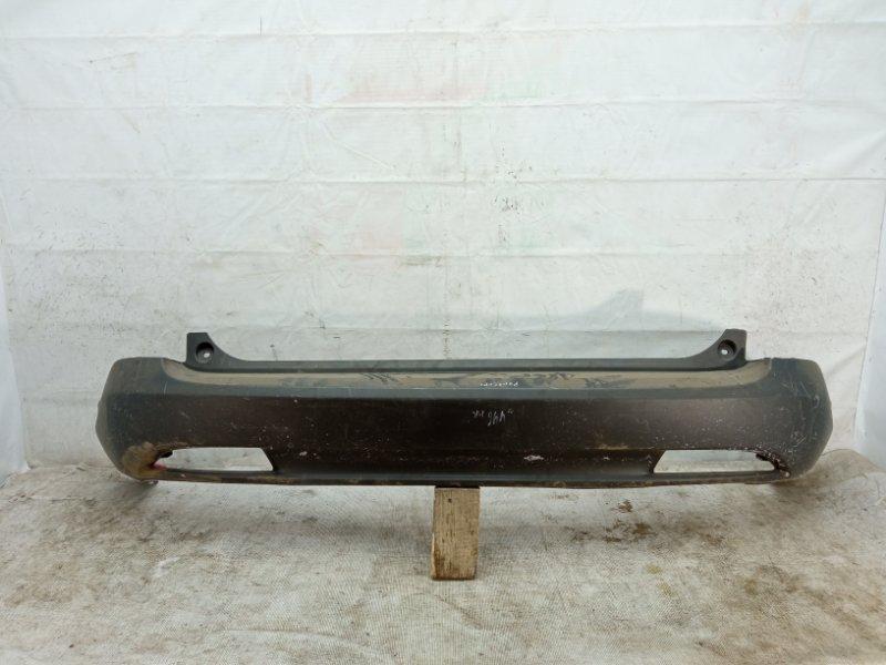 Бампер Honda Crv 4 2012 задний