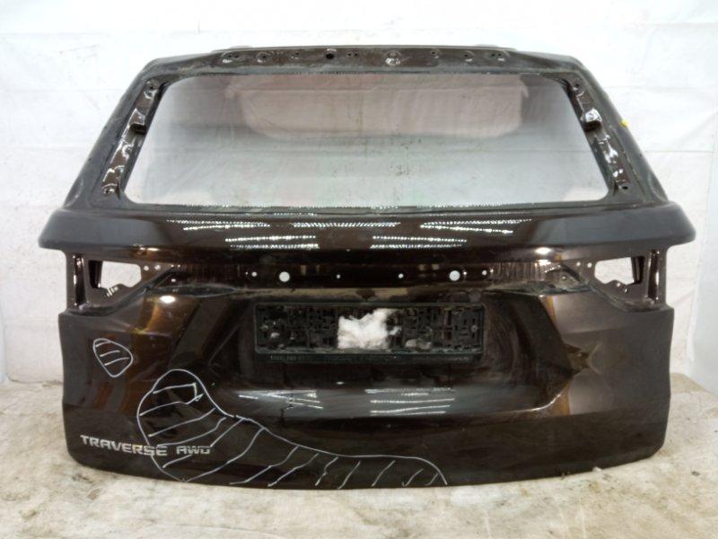 Крышка багажника Chevrolet Traverse 2 2017