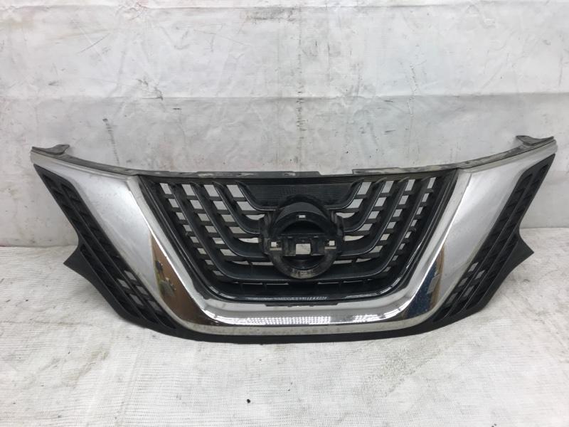 Решетка радиатора Nissan Murano 3 Z52 2014