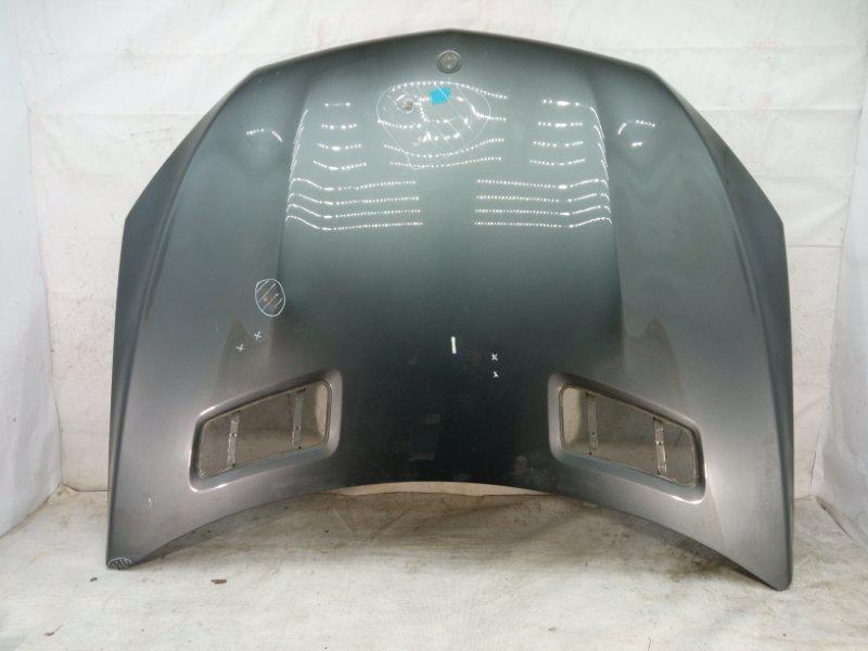 Капот Mercedes Gle W166 2015