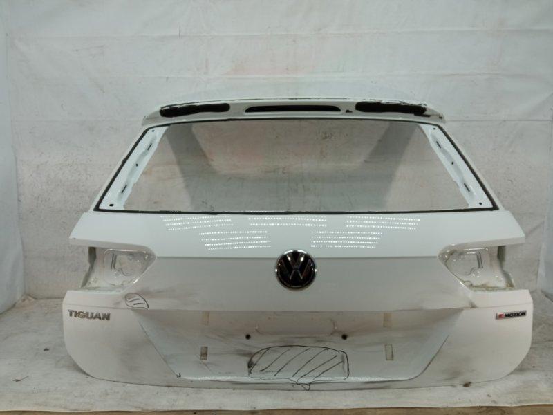Крышка багажника Volkswagen Tiguan 2 2016