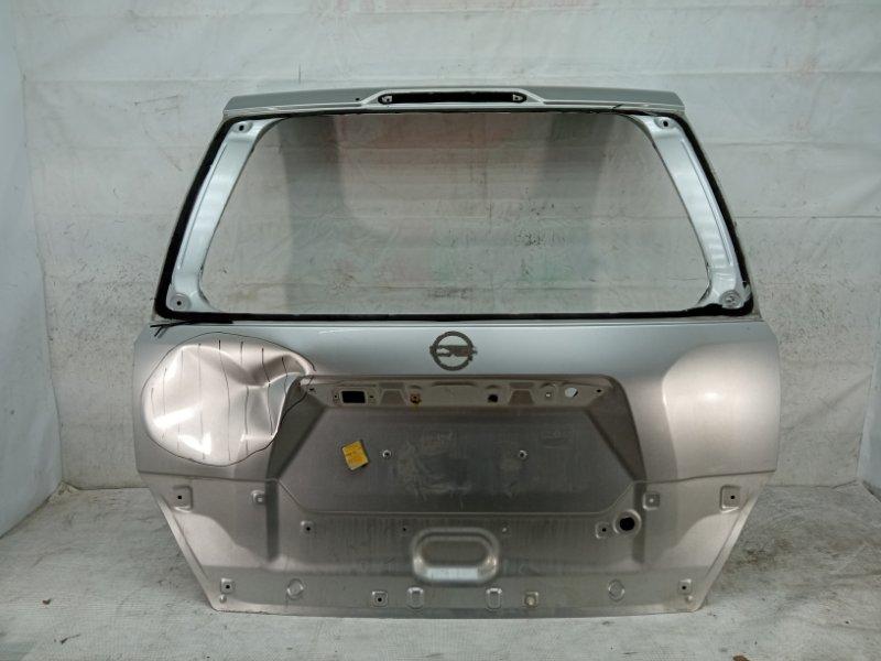 Крышка багажника Nissan X-Trail 2 T31 2007