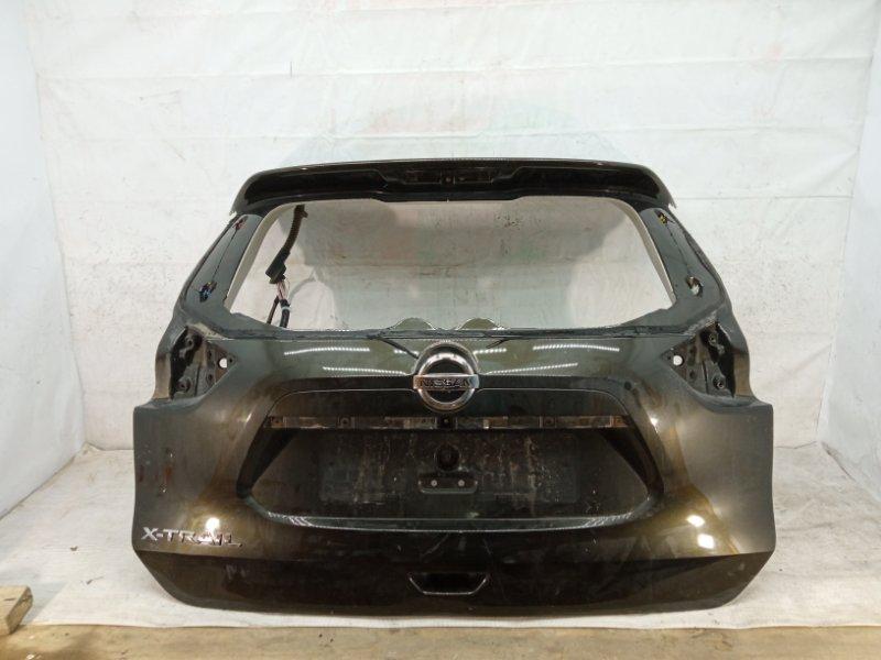 Крышка багажника Nissan X-Trail 3 T32 2013