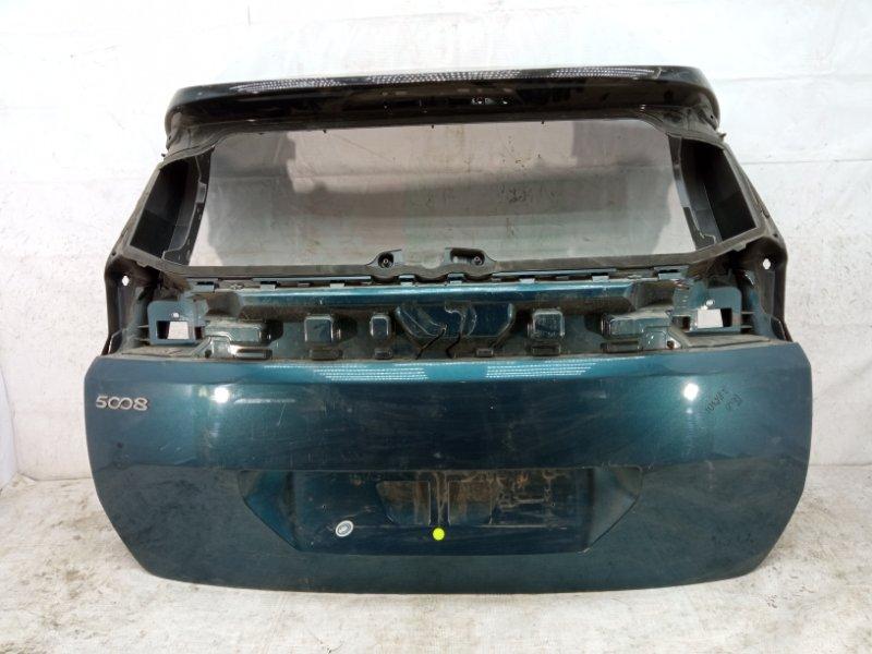 Крышка багажника Peugeot 5008 2 2017