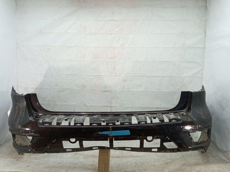 Бампер Mercedes Gl Amg W166 2012 задний