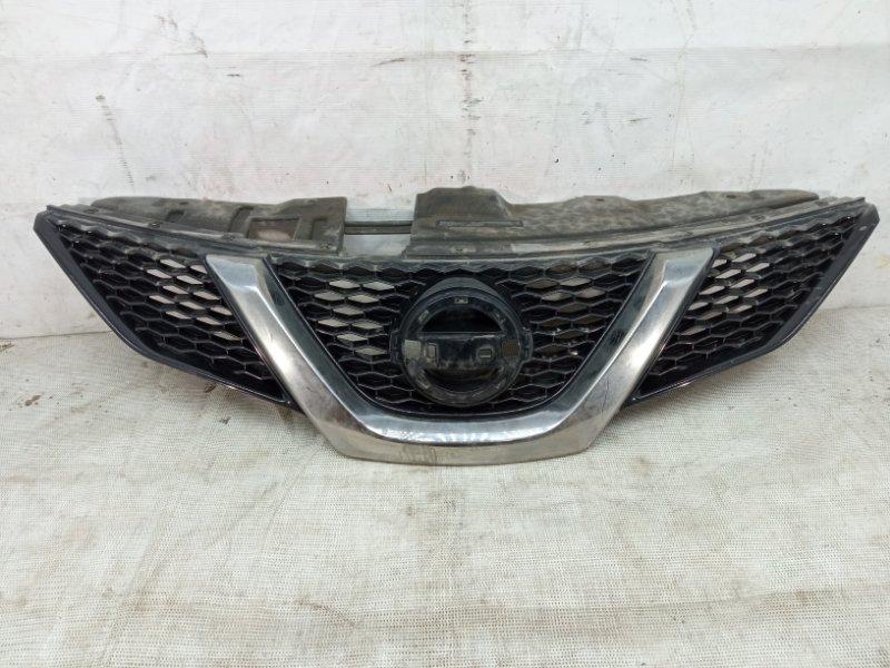 Решетка радиатора Nissan Qashqai 2 J11 2013