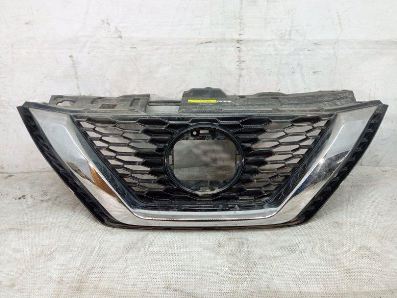 Решетка радиатора Nissan Qashqai 2 J11 2017