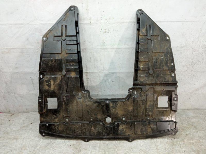 Защита двигателя Nissan Murano 3 Z52 2014