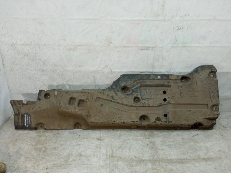 Защита пола Mercedes Gl W166 2012
