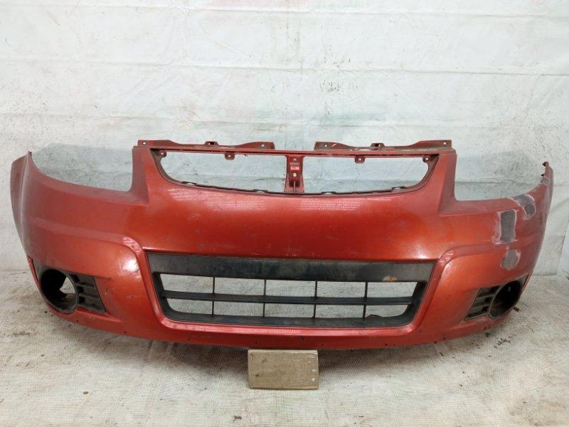 Бампер Suzuki Sx4 1 2009 передний