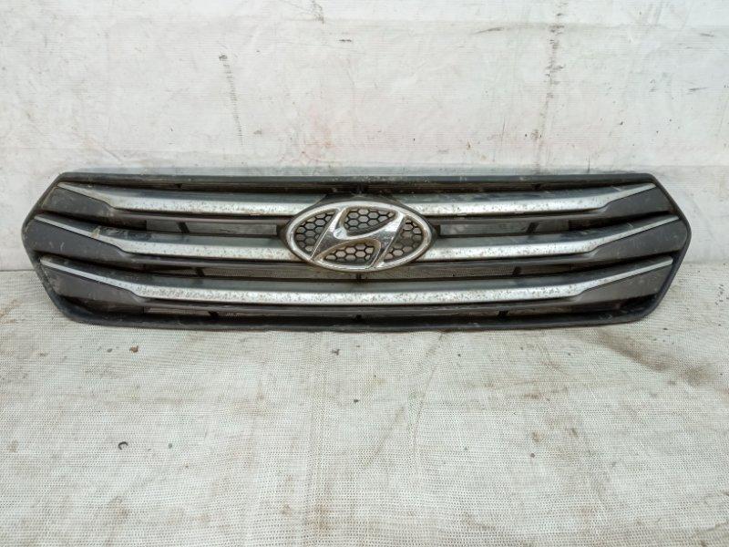 Решетка радиатора Hyundai Creta 1 2016