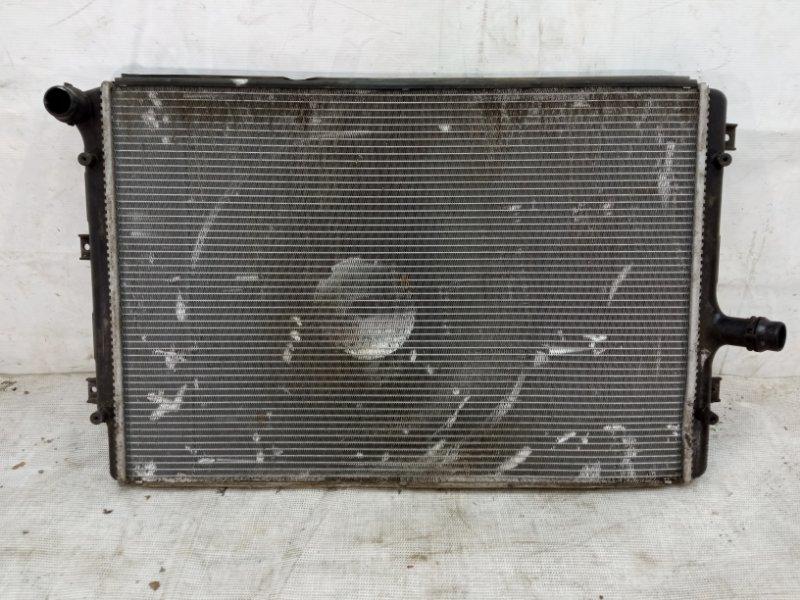 Радиатор охлаждения Volkswagen Passat B6 2005