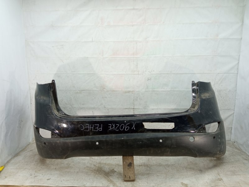 Бампер Hyundai Ix35 1 2010 задний