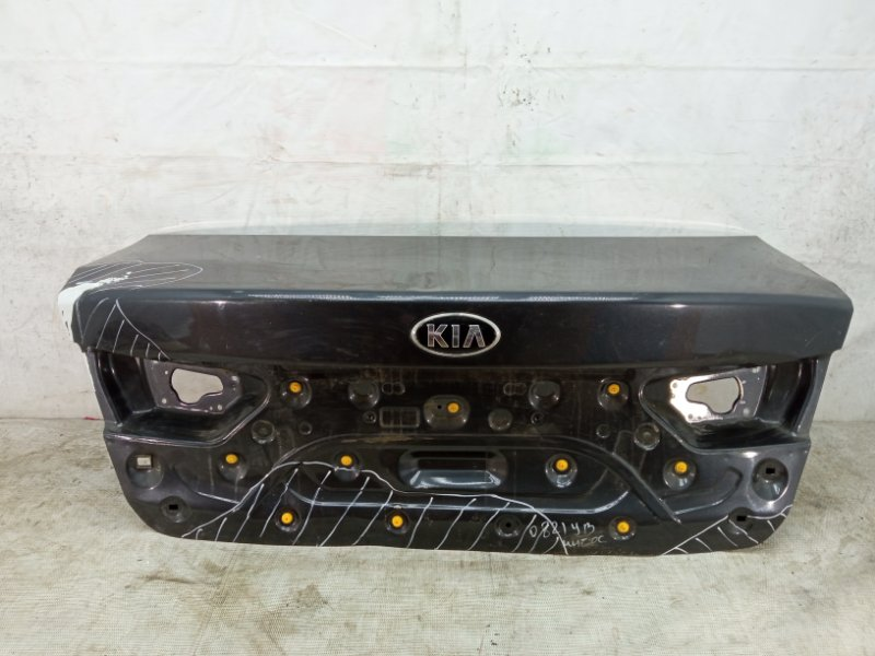 Крышка багажника Kia Optima 4 2015