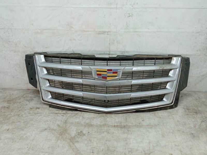 Решетка радиатора Cadillac Escalade 4 2014