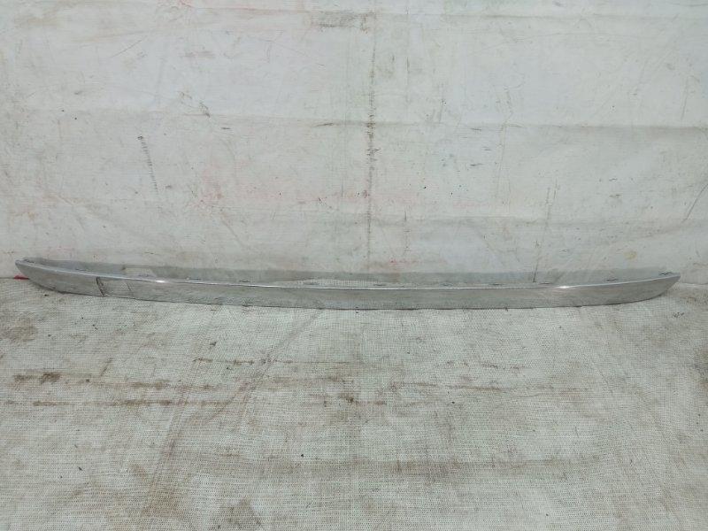 Накладка бампера Mercedes Gle W166 2015 задняя