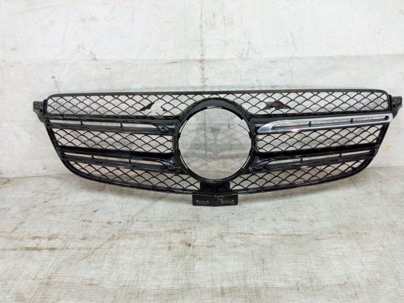Решетка радиатора Mercedes Gle W166 2015