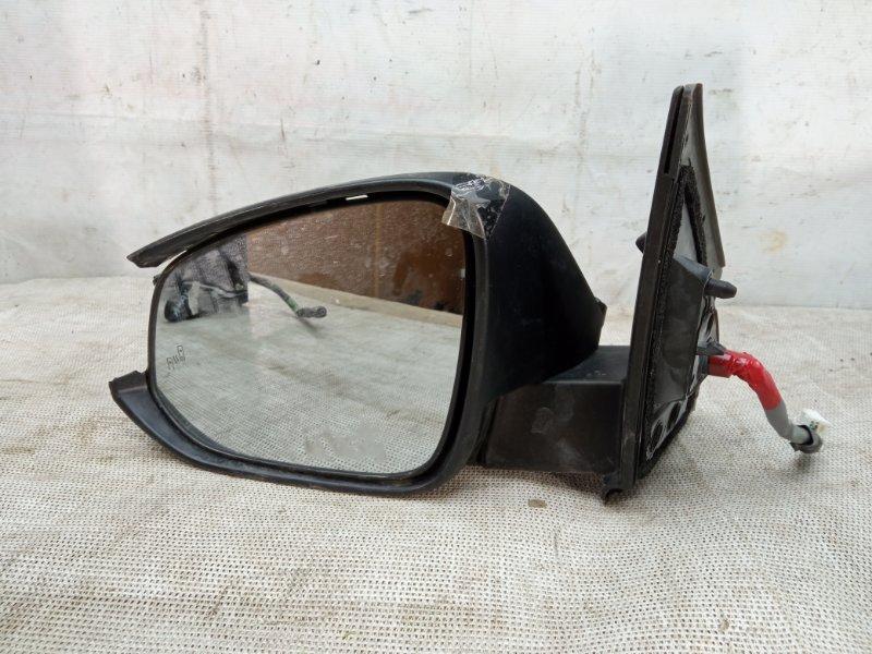 Зеркало Toyota Rav4 40 2012 левое