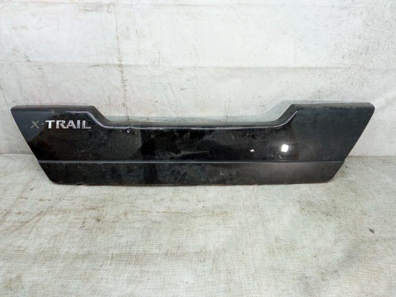 Накладка крышки багажника Nissan X-Trail 2 T31 2007