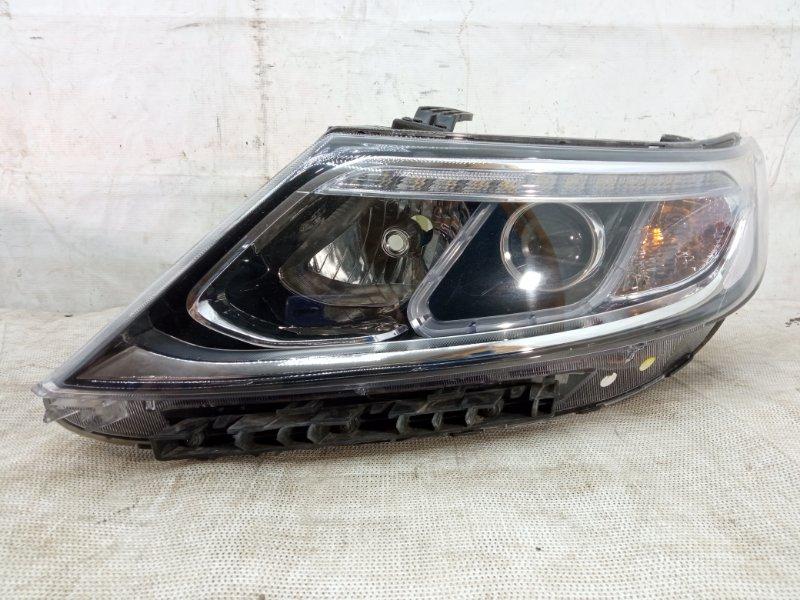 Фара Kia Sorento 2 XM 2012 передняя левая
