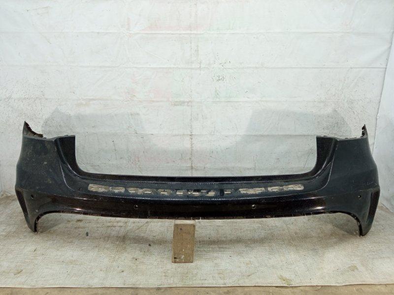Бампер Mercedes Gla Amg X156 2014 задний