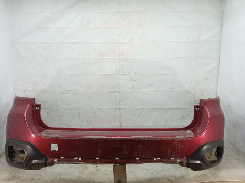 Бампер Subaru Forester 5 2014 задний