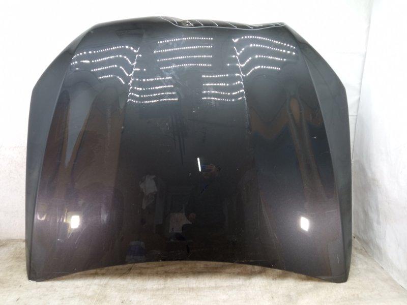 Капот Mercedes Glc X253 2015 передний