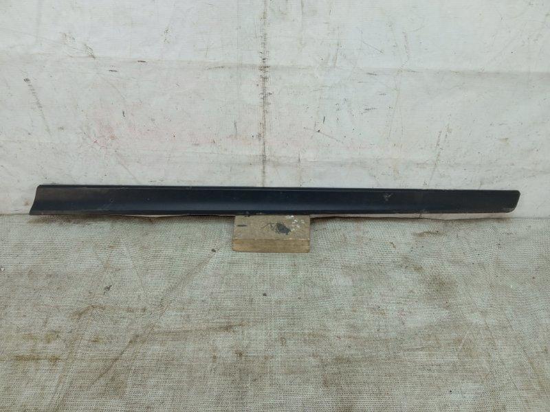 Накладка двери Nissan X-Trail 3 T32 2013 передняя правая