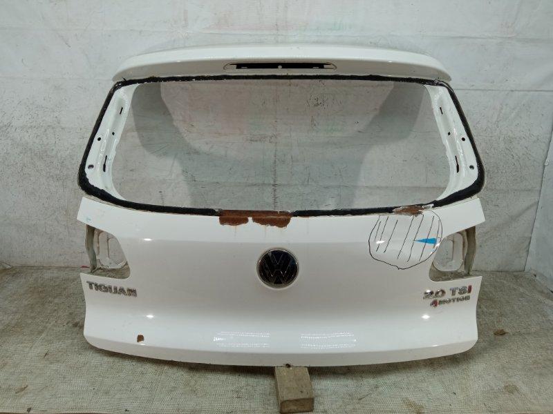 Крышка багажника Volkswagen Tiguan 1 2007