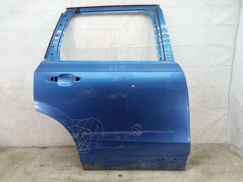 Дверь Volvo Xc90 2 2014 задняя правая