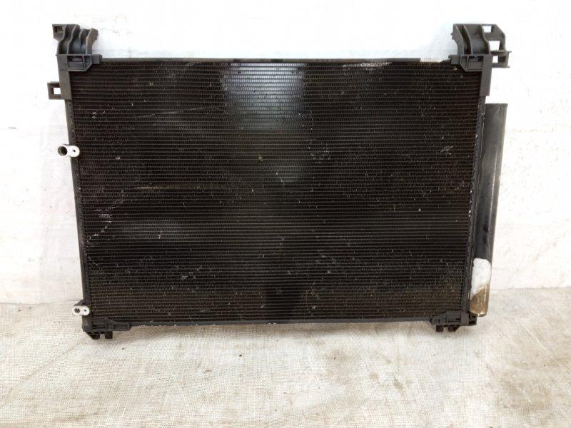 Радиатор кондиционера Lexus Rx 4 2015
