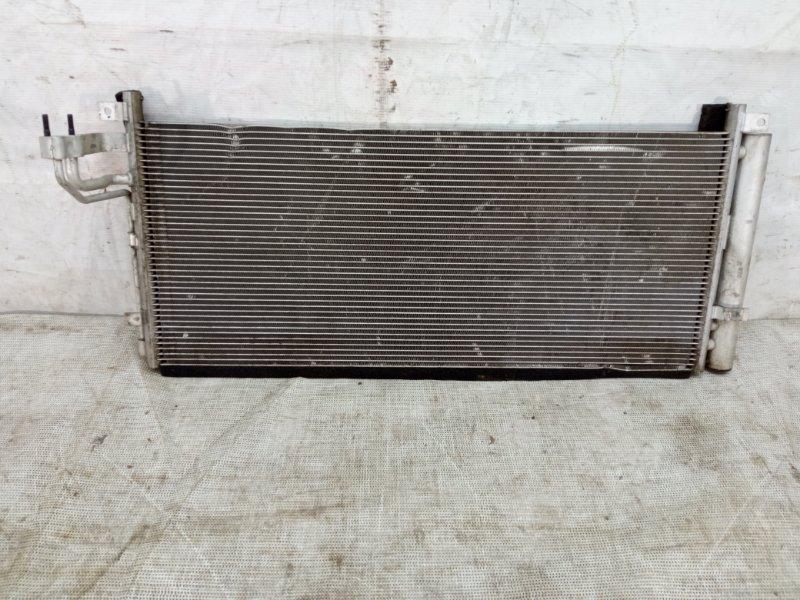 Радиатор кондиционера Kia Stinger 1 2017