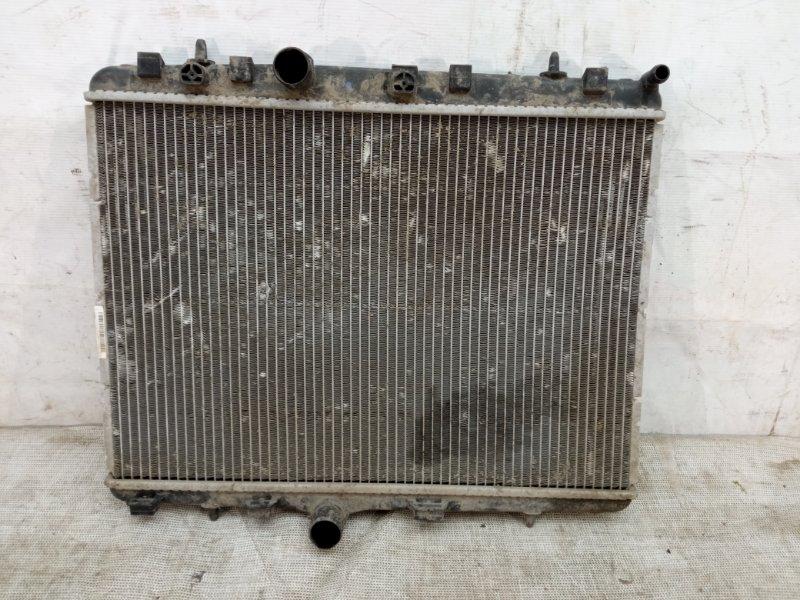 Радиатор охлаждения Citroen Ds3 1 2009
