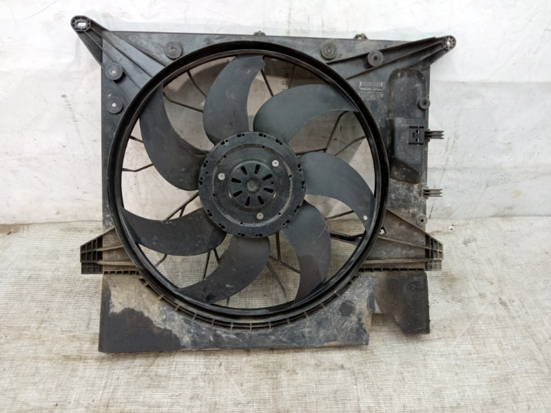 Диффузор вентилятора Volvo Xc90 1 2002