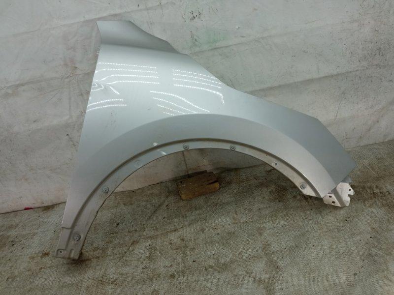 Крыло Nissan Qashqai 2 J11 2013 переднее правое